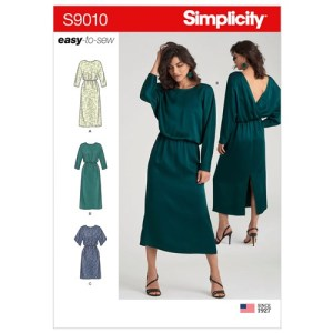 Winter/Holiday 2019 Simplicity Patterns