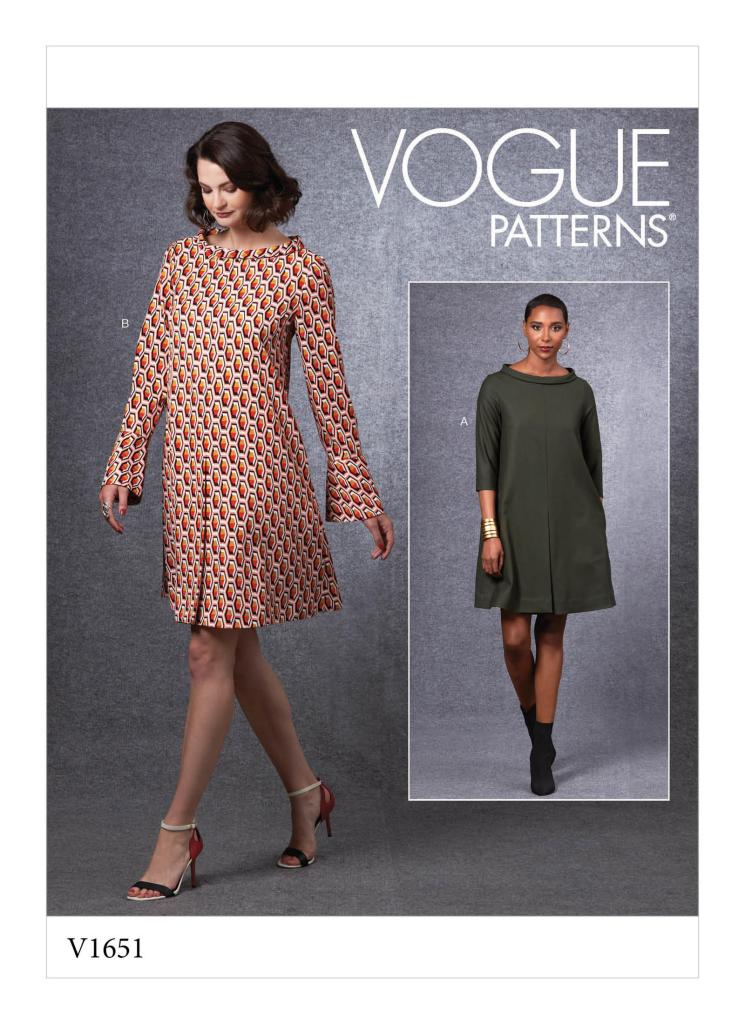 Winter/Holiday 2019 Vogue Patterns
