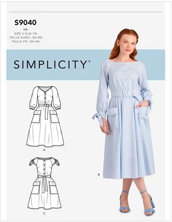 Simplicity Patterns Early Spring 2020