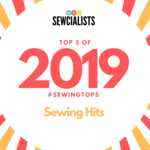 2019 Sewing Top 5