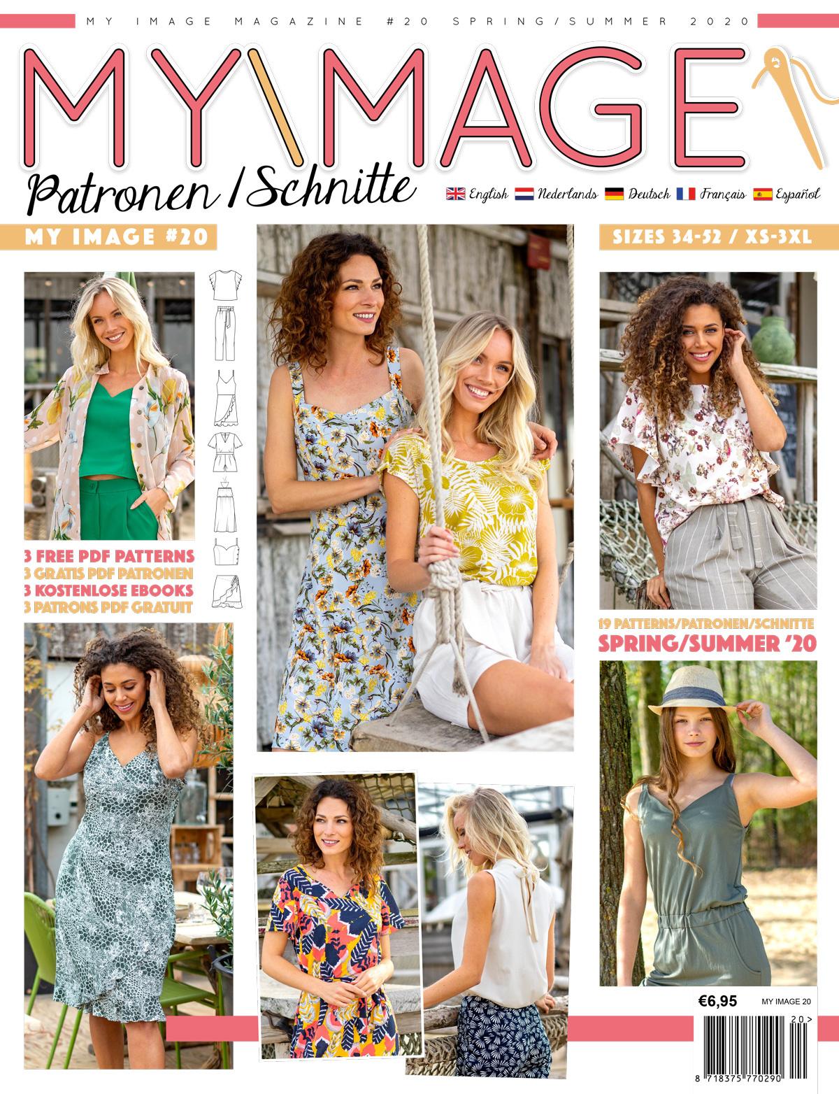 My Image Magazine #20 – Spring/Summer 2020