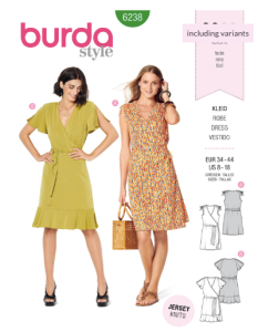 Burda Spring/Summer 2020 Catalog Patterns