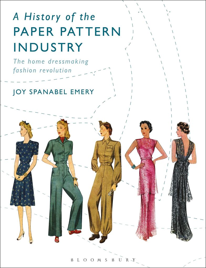 Book Reviews: A History of the Paper Pattern Industry and The Steal Like an Artist Audio Trilogy